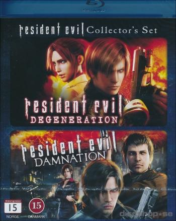 Resident Evil Degeneration 2008 720p Movie Download
