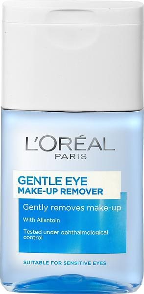 L oreal gentle eye makeup remover