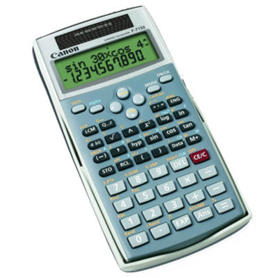 Casio fraction fx-250hb calculator * liquid crystal display lcd display * power: lithium cr2032 battery * hard case
