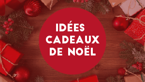 Idees cadeaux de Noël