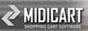 MidiCart WebShop