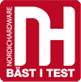 NordicHardware - Bäst i test