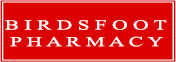 Birdsfoot Pharmacy