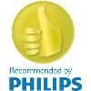 Rekommenderad återförsäljare av Philips