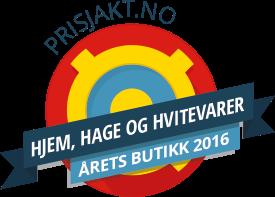 Hjem, Hage og Hvitevarer 2016
