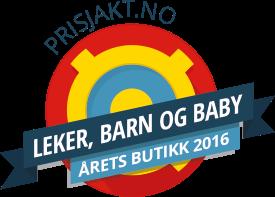 Leker, Barn og Baby 2016