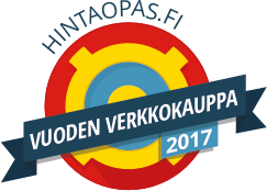 Vuoden verkkokauppa (yleinen) 2017