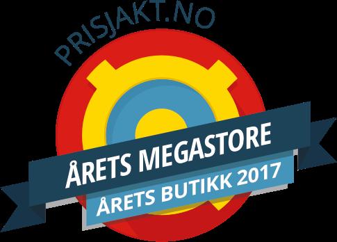 Årets megastore 2017