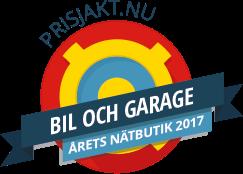 Bil och garage 2017