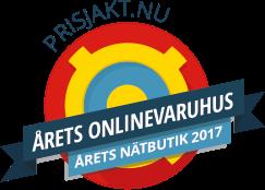 Årets onlinevaruhus 2017