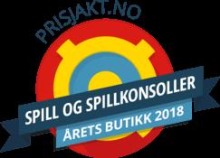 Spill & Spillkonsoller 2018