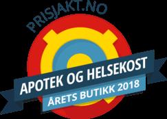 Apotek og Helsekost 2018