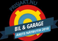 Bil och garage 2018