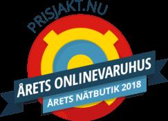 Årets onlinevaruhus 2018