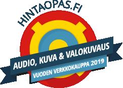 Äänestä kauppaa Järvenpään Camera Shop