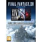 Final Fantasy XIV Online - 60 Days Game Time Card
