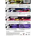 Fast and Furious 1-3 (+ bonusdisc)