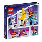 LEGO The Lego Movie 2 70824 Vi presenterar drottning Wembryrsi Wa'Nabi