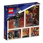 LEGO The Lego Movie 2 70836 Metallskägget och Batman redo för strid