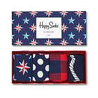 Happy Socks Gift Box 4-pack