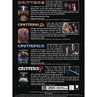 Critters 1-4 Box (UK)