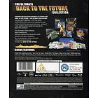 Back to the Future - Trilogy Limited Edition Collector's Tin (UK)