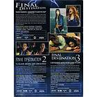 Final Destination 1-3 Box Set (UK)