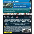 Harry Potter Och Dödsrelikerna - Del 2 (BD+DVD+DC)