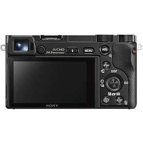 Sony Alpha A6000 + 16-50/3.5-5.6 OSS