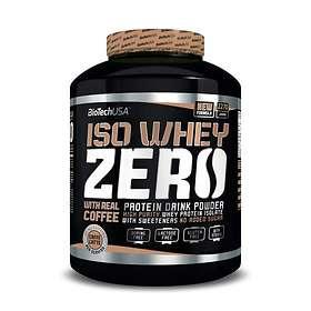 BioTech USA ISO Whey Zero 2.3kg