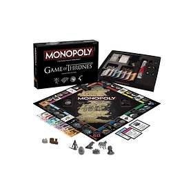 USAopoly Monopoly: Game Of Thrones
