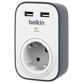 Belkin Surge Cube 1-Way 2xUSB