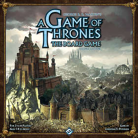 Fantasy Flight Games A Game of Thrones (2nd Edition)
