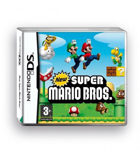 New Super Mario Bros  (DS)