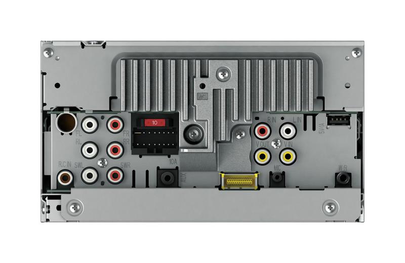 Pioneer AVH-4400BT