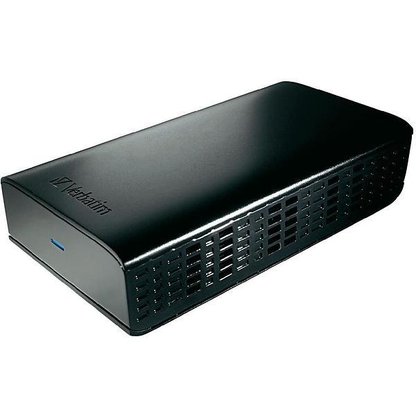 Verbatim Store 'n' Save Desktop USB 3.0 4TB