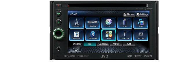 JVC KW-AV61BT