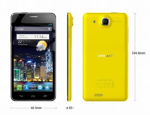 Alcatel OneTouch Idol Ultra 6033X
