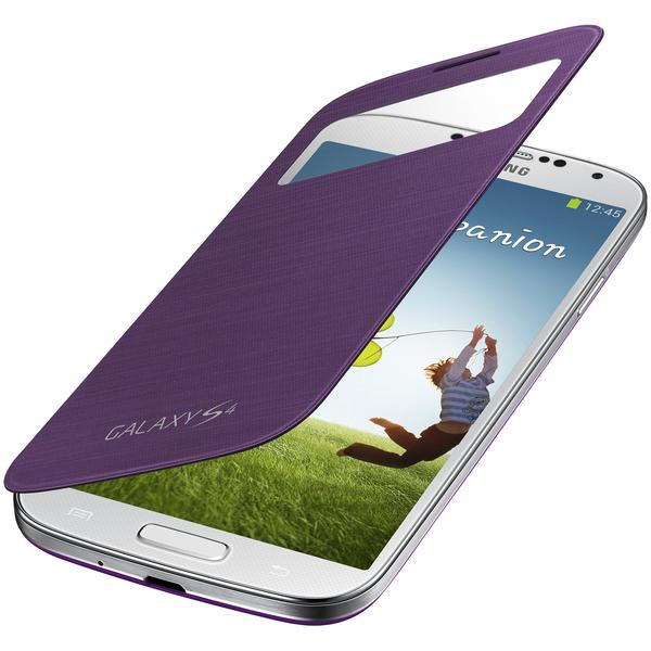 Samsung S View Cover for Samsung Galaxy S4