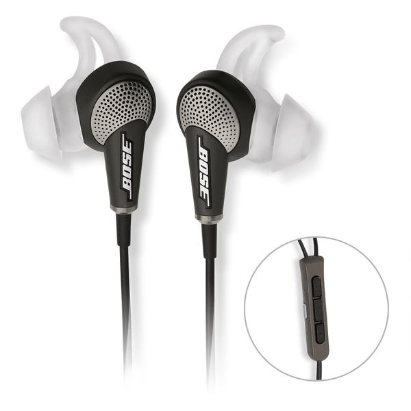Bose QuietComfort 20 for Apple Devices