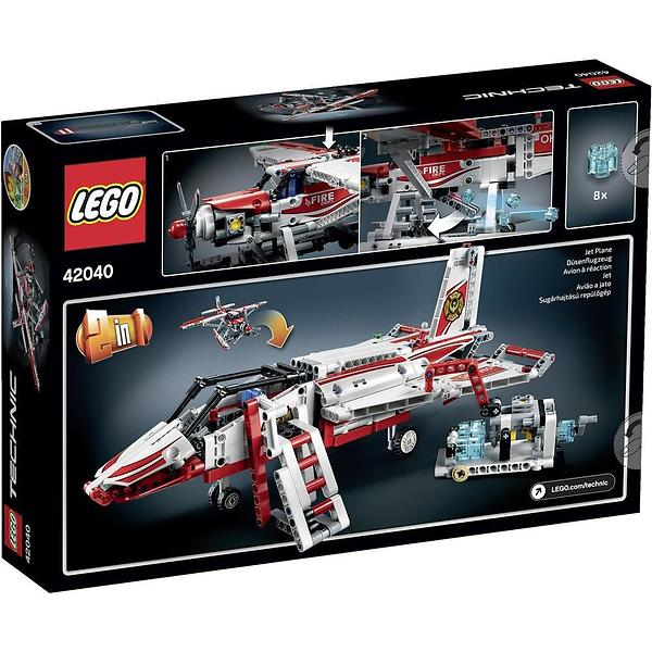 Best deals on LEGO Technic 42040 Fire Plane LEGO - Compare prices ...