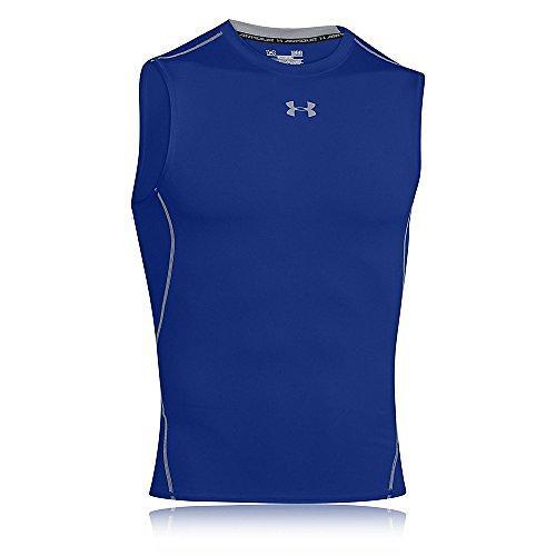 Under Armour HeatGear Sleeveless Compression Shirt (Uomo)