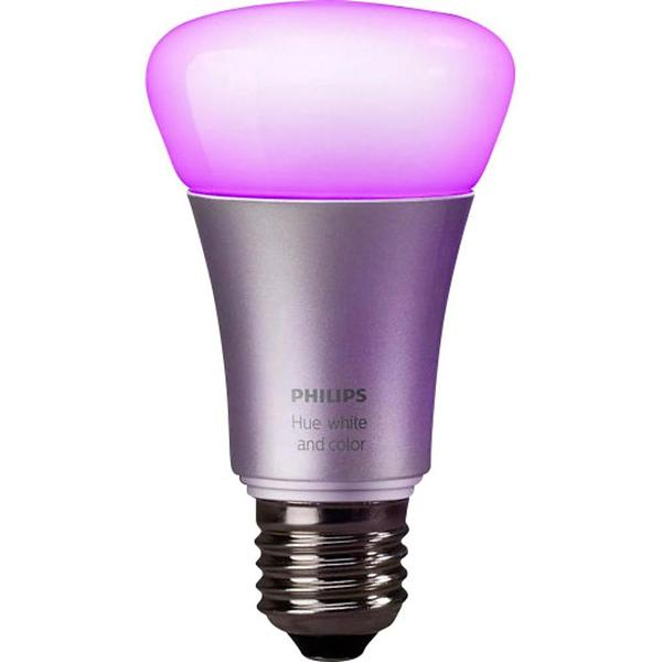 Philips Hue White And Color Ambiance A60 800lm 6500K E27 10W (Dimmerabile)
