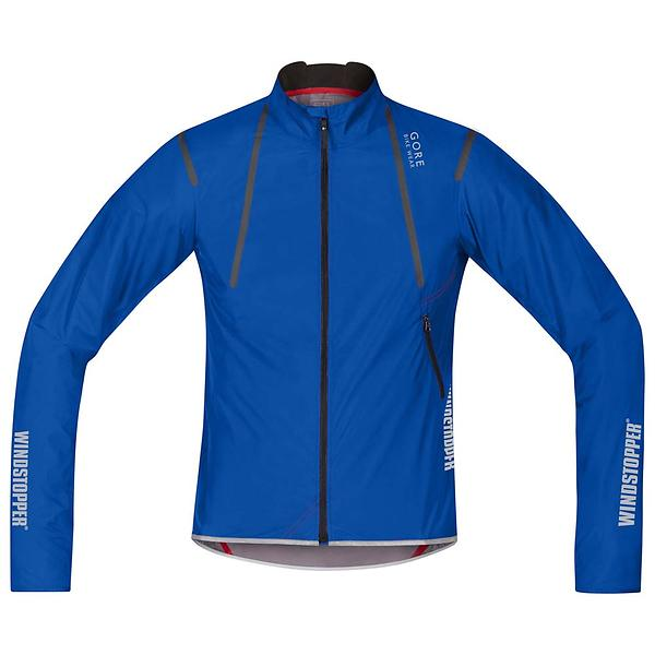 Gore Bike Wear Oxygen Windstopper Active Shell Light Jacket (Uomo)