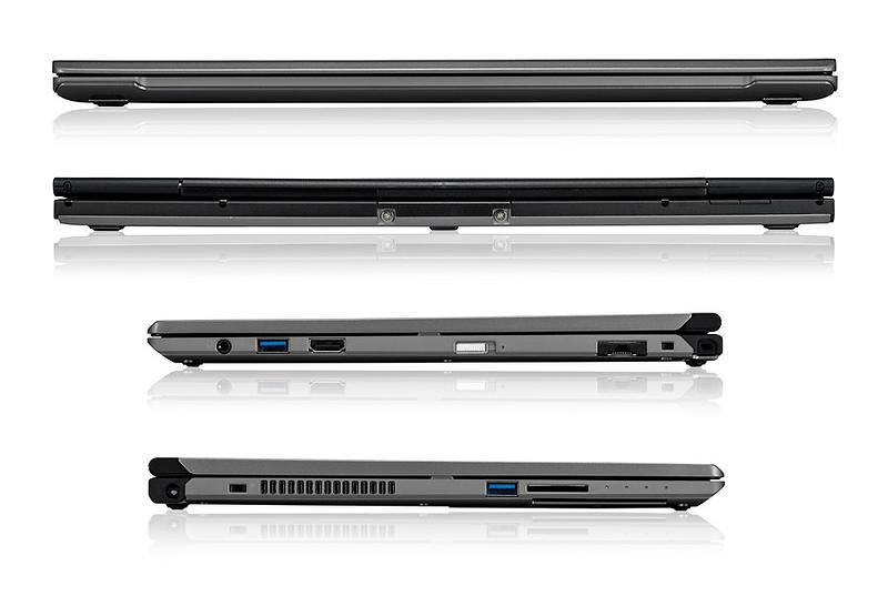 Fujitsu Lifebook T936 (VFY:T9360M85ABFR)