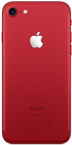 Apple iPhone 7 (Product)Red Special Edition 256GB