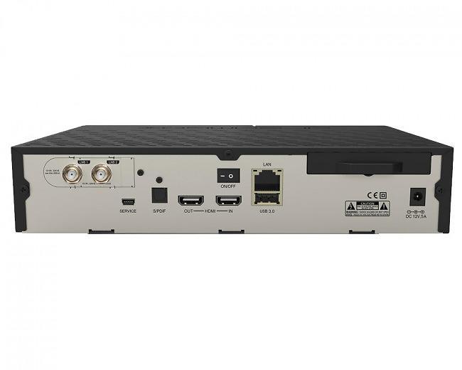 Dream Multimedia Dreambox DM900 Ultra HD 2xS2