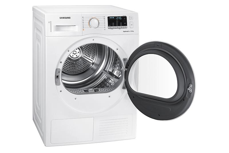 Samsung DV80M50101W (Bianco)