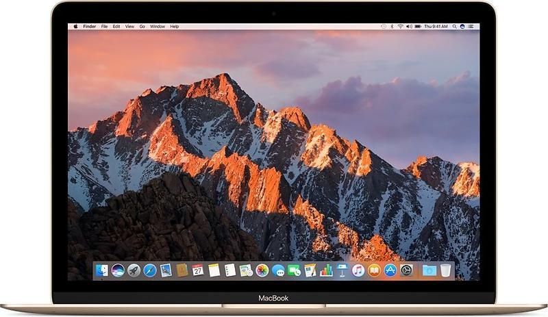 "Apple MacBook - 1,2GHz DC 8GB 256GB 12"""