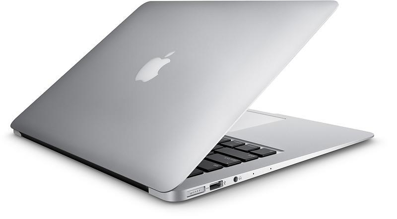 "Apple MacBook Air - 1,8GHz DC 8GB 128GB 13"""